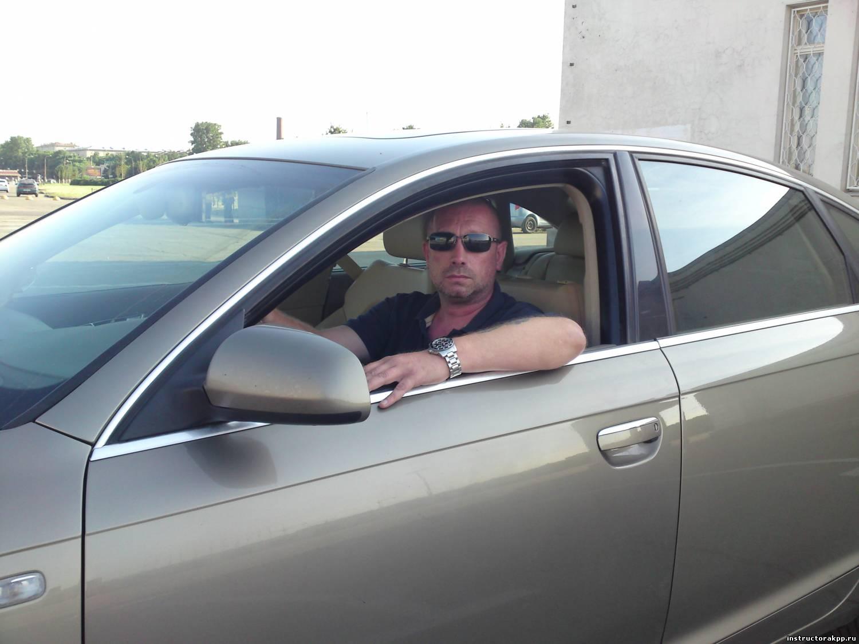 Инструктор по вождению в Санкт-Петербурге на AUDI автомат