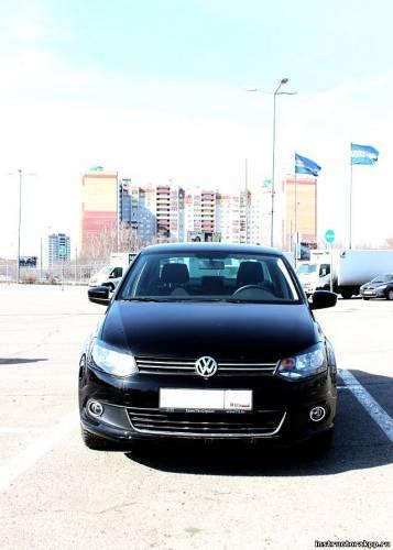 Автоинструктор на Volkswagen Polo